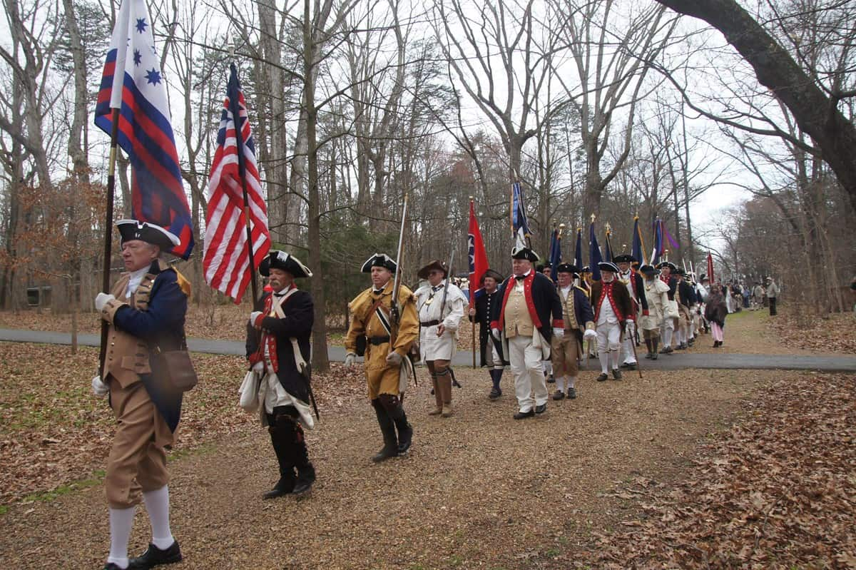 New Jersey Battle Reenactments