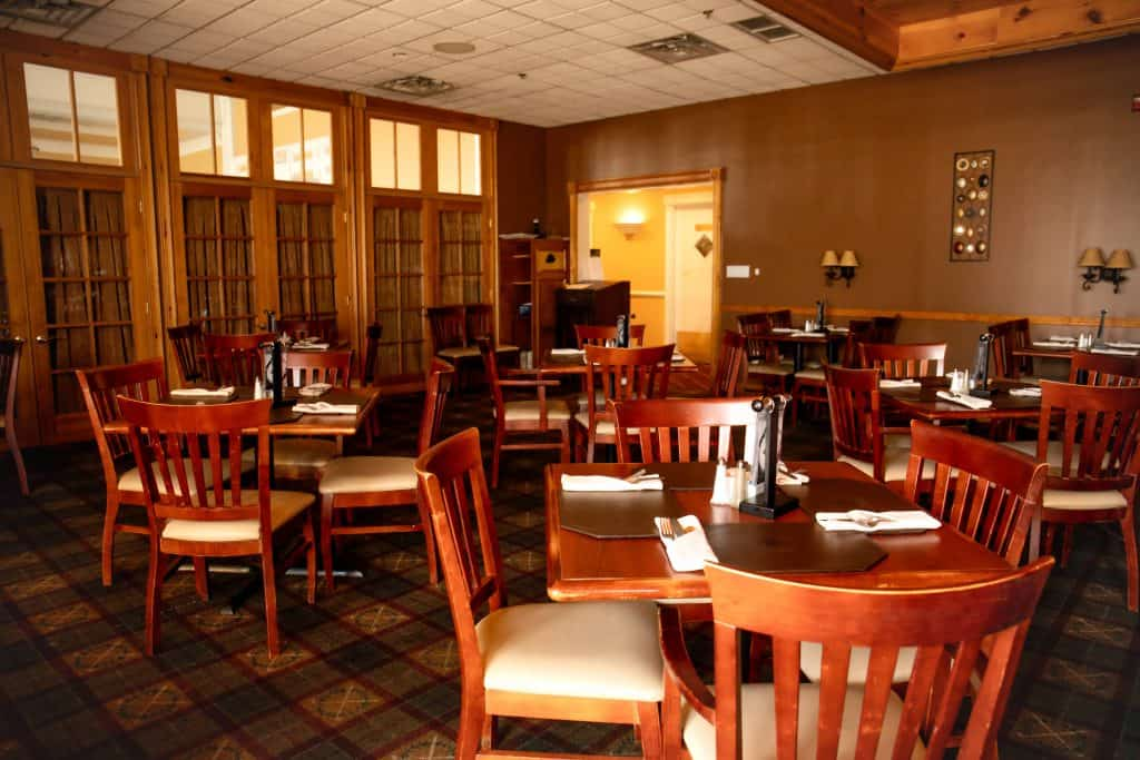 knobhill dinning hall